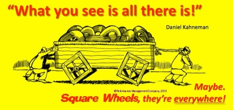 square wheels image- SWs One Kahneman All There Is