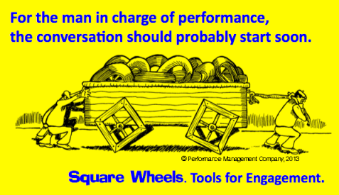square wheels image - SWs One - Tools for Engagement