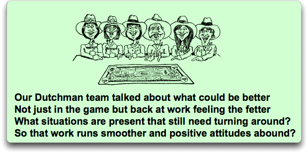 Teamwork, Communications and Planning – two more poems about work ...