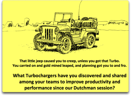 LD Jeep causes creep Turbo poem and followup question