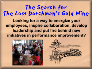 LD Cover Slideshare on team building