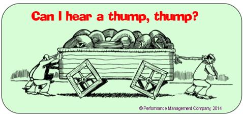 Square Wheels One - Can I hear a thump thump