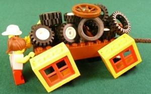 NEW SWs One LEGO 60