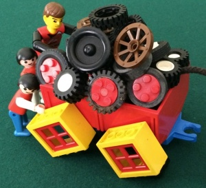 OLD SWs One LEGO 2 60