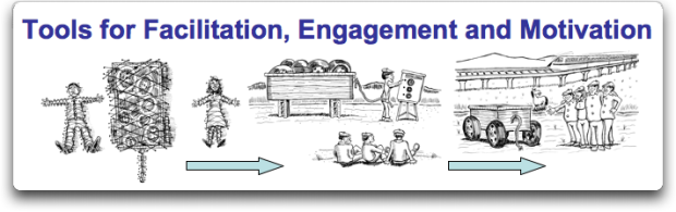 Teambuilding and engagement tools by Scott Simmerman