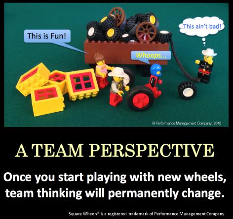 a LEGO Square Wheels image by Scott Simmerman
