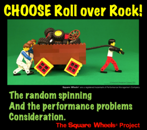 Haiku poem on Consideration by Scott Simmerman of The Square Wheels Project