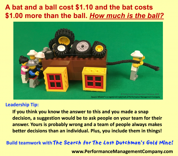 Motivational Quotes For Sports Teams: How Much Is The Ball? A Team Building Opportunity
