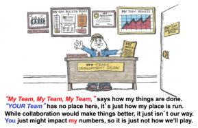 A Haiku Poem about Teamwork and Performance